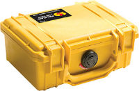Pelican Case Yellow